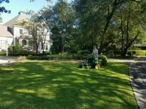 Lawn Mowing in Wilmington NC